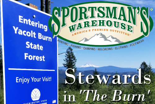 Stewards in 'The Burn' June 12, 2021 Event