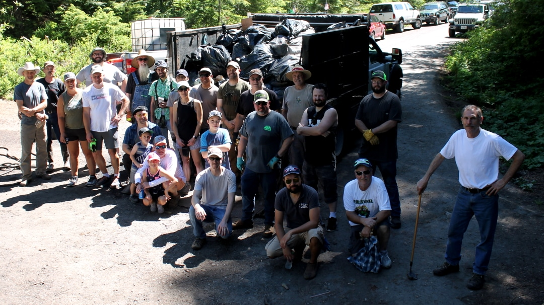Mt Hood's Wildcat Area Gets A Cleanup… PLUS!